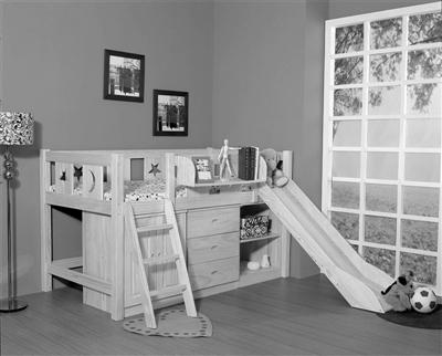 桔子小屋等12款儿童家具