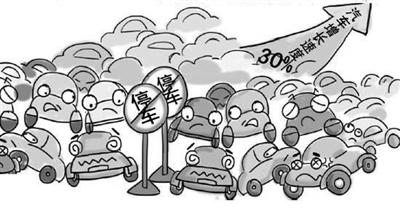 城市停车难或将破解
